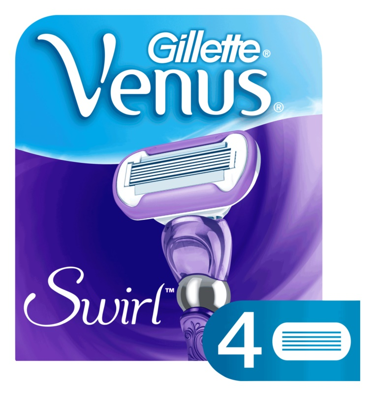 Gillette Venus Swirl rezerva Lama