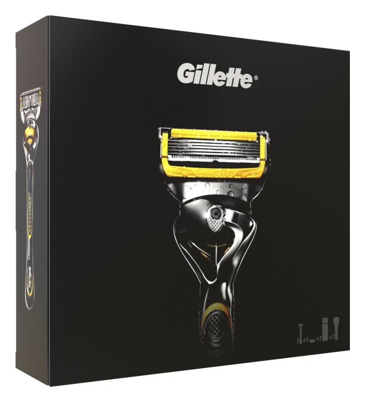 Gillette Fusion Proshield coffret cosmétique II.