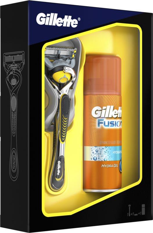 Gillette Fusion Proshield coffret cosmétique I.