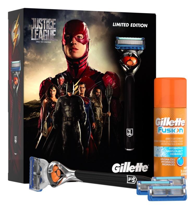 Gillette Fusion Proglide coffret cosmétique X.