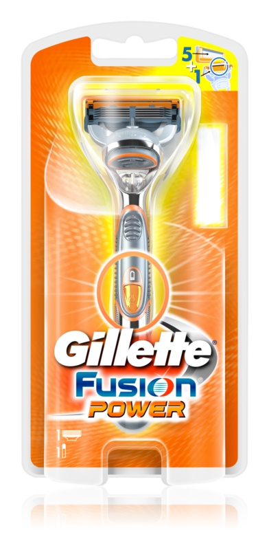 Gillette Fusion Power Battery-Operated Shaver