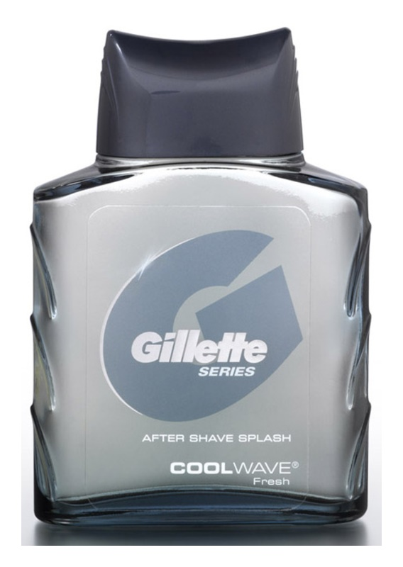 Gillette Series Cool Wave loción after shave
