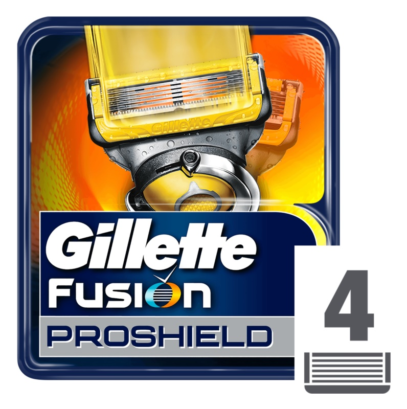 Gillette Fusion Proshield Replacement Blades