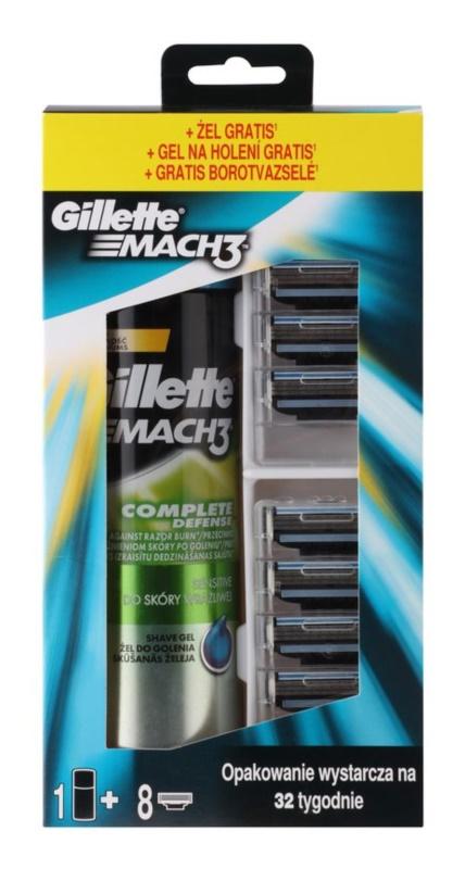 Gillette Mach 3 coffret cosmétique IV.