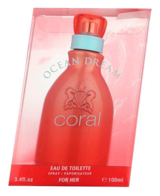 Giorgio Beverly Hills Ocean Dream Coral eau de toilette nőknek 100 ml