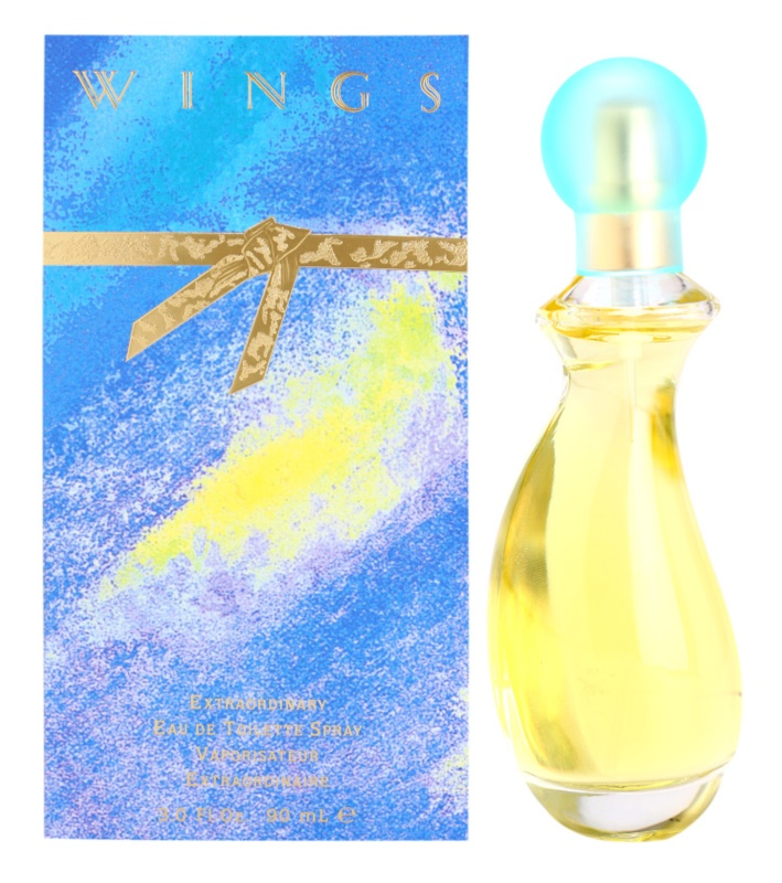 Giorgio Beverly Hills Wings Extraordinary Eau de Toilette for Women 90 ml
