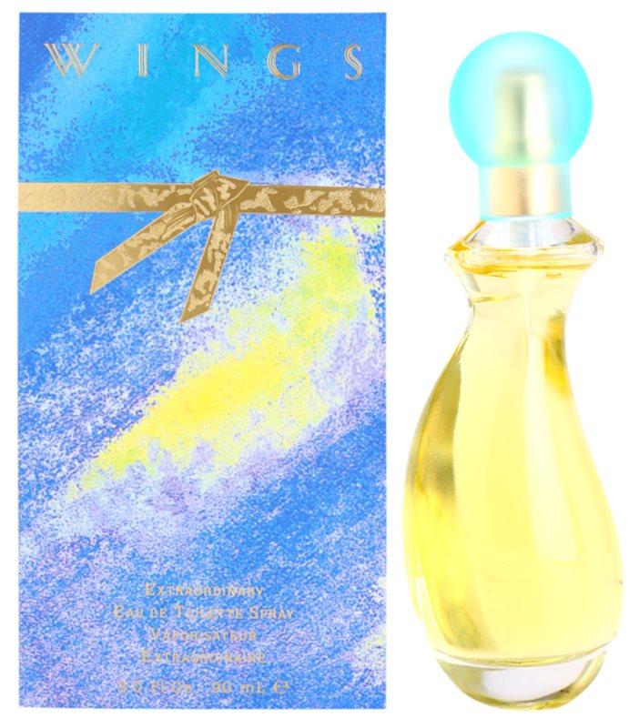 Giorgio Beverly Hills Wings Extraordinary eau de toilette nőknek 90 ml