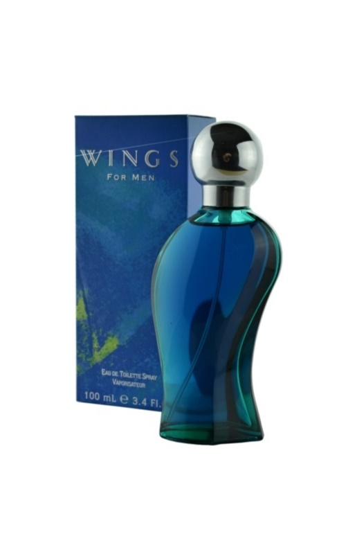 Giorgio Beverly Hills Wings for Men Eau de Toilette für Herren 100 ml