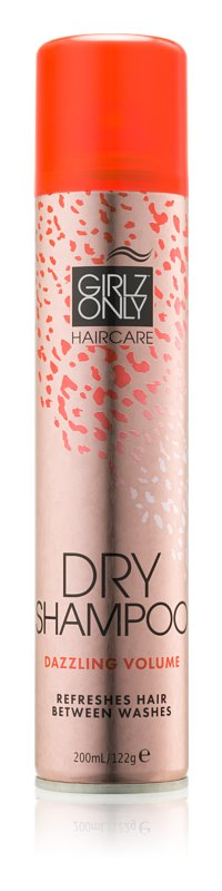 Girlz Only Dazzling Volume Refreshing Dry Shampoo For Volume And Shape