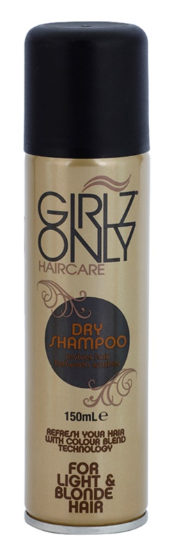 Girlz Only Blonde Hair suchý šampón pre blond vlasy