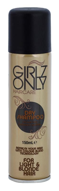Girlz Only Blonde Hair suchý šampon pro blond vlasy