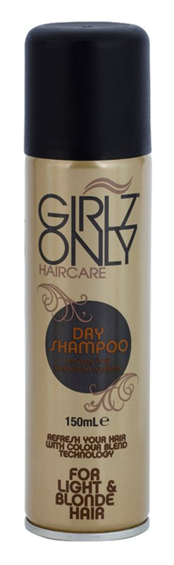 Girlz Only Blonde Hair сухий шампунь для блонд волосся