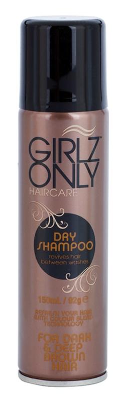 Girlz Only Dark Hair champô seco para cabelo escuro