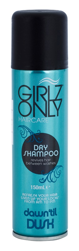 Girlz Only Dawn Til Dusk shampoo secco all'aroma delicato di agrumi