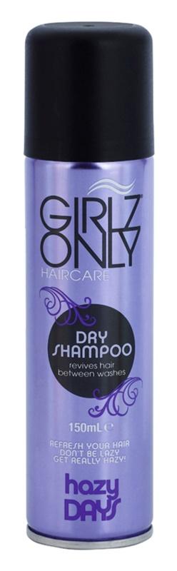 Girlz Only HazyDays suchý šampon s jemnou květinovou parfemací