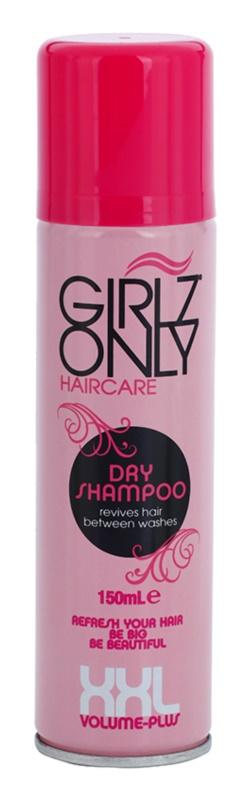 Girlz Only XXL Volume plus champú seco para dar volumen al cabello