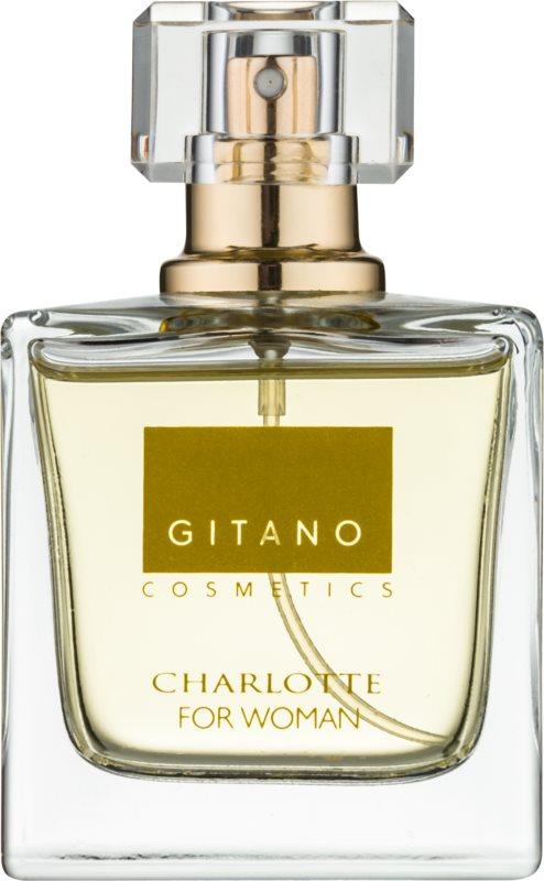 Gitano Charlotte parfüm nőknek 50 ml