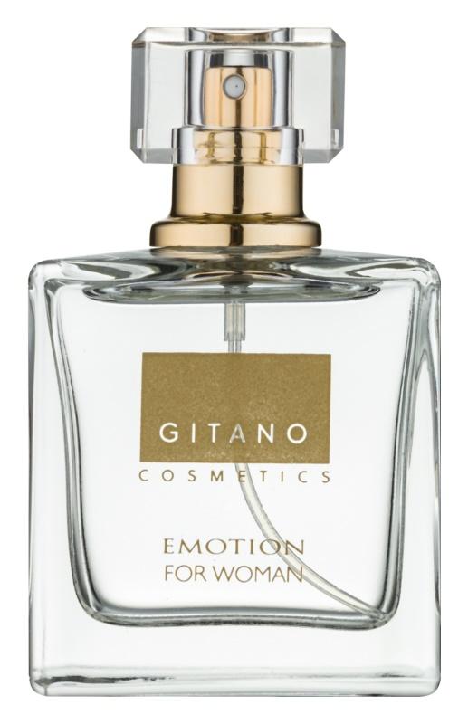Gitano Emotion profumo per donna 50 ml