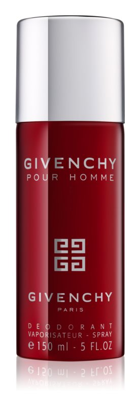 Givenchy Givenchy Pour Homme deospray pre mužov 150 ml