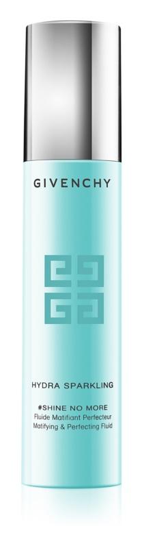 Givenchy Hydra Sparkling zmatňující pleťový fluid