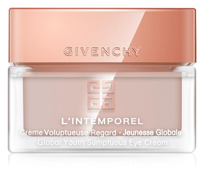 Givenchy L'Intemporel rozjasňující oční krém proti stárnutí pleti