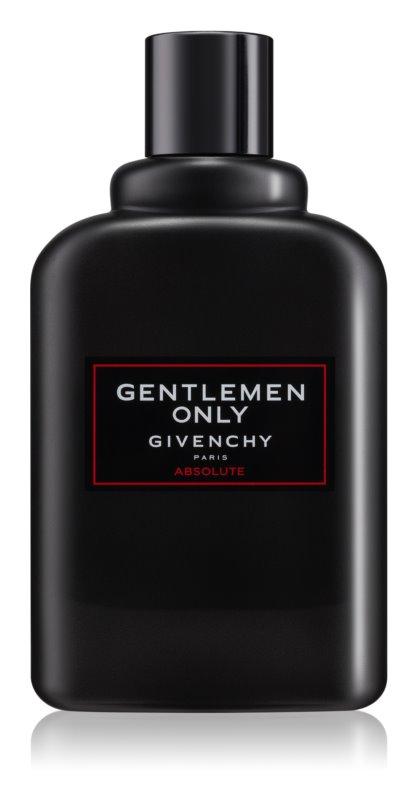 Givenchy Gentlemen Only Absolute Parfumovaná voda pre mužov 100 ml