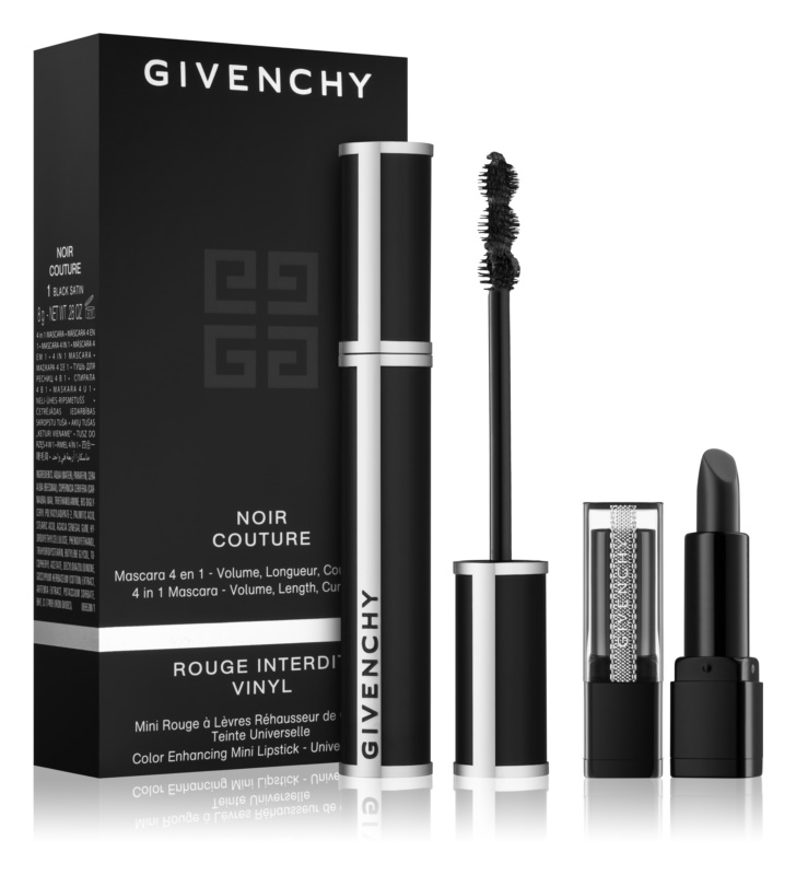 Givenchy Noir Couture set cosmetice