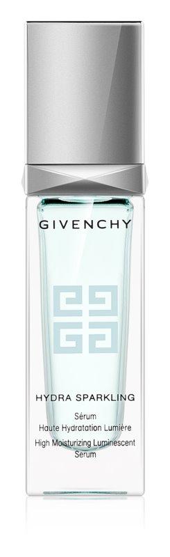 Givenchy Hydra Sparkling posvetlitveni in vlažilni serum