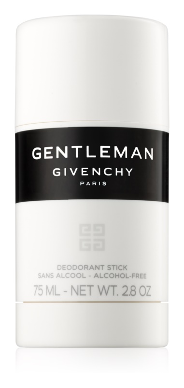 Givenchy Gentleman stift dezodor férfiaknak 75 ml