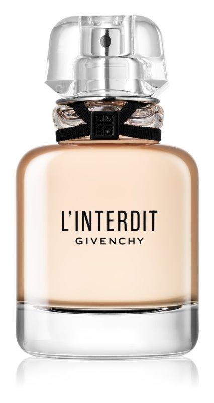 Givenchy L'Interdit parfémovaná voda pro ženy 50 ml