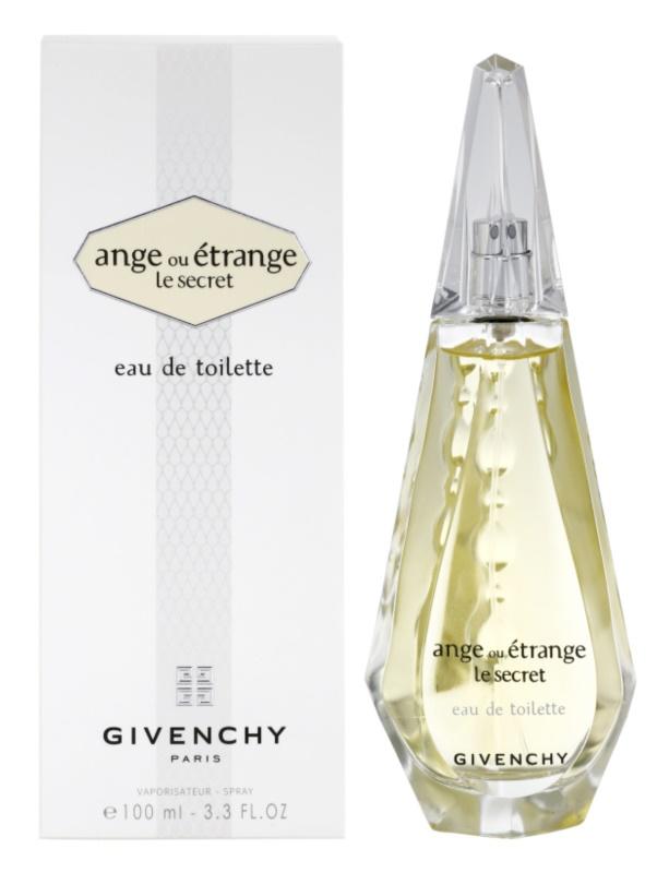 Givenchy Ange ou Démon (Étrange) Le Secret eau de toilette pentru femei 100 ml