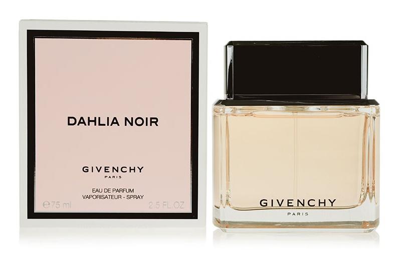 Givenchy Dahlia Noir eau de parfum nőknek 75 ml
