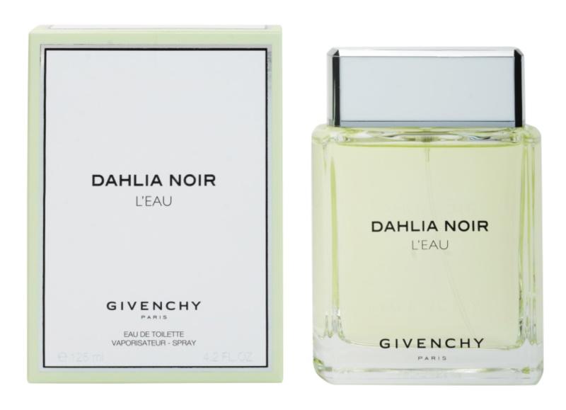 Givenchy Dahlia Noir L'Eau eau de toilette per donna 125 ml