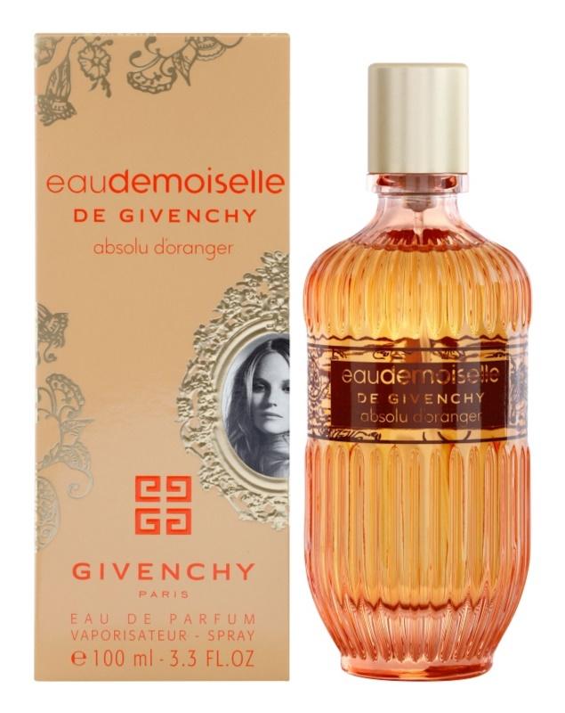 Givenchy Eaudemoiselle de Givenchy Absolu d'Oranger eau de parfum pentru femei 100 ml
