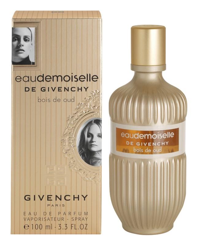 Givenchy Eaudemoiselle de Givenchy Bois De Oud eau de parfum nőknek 100 ml