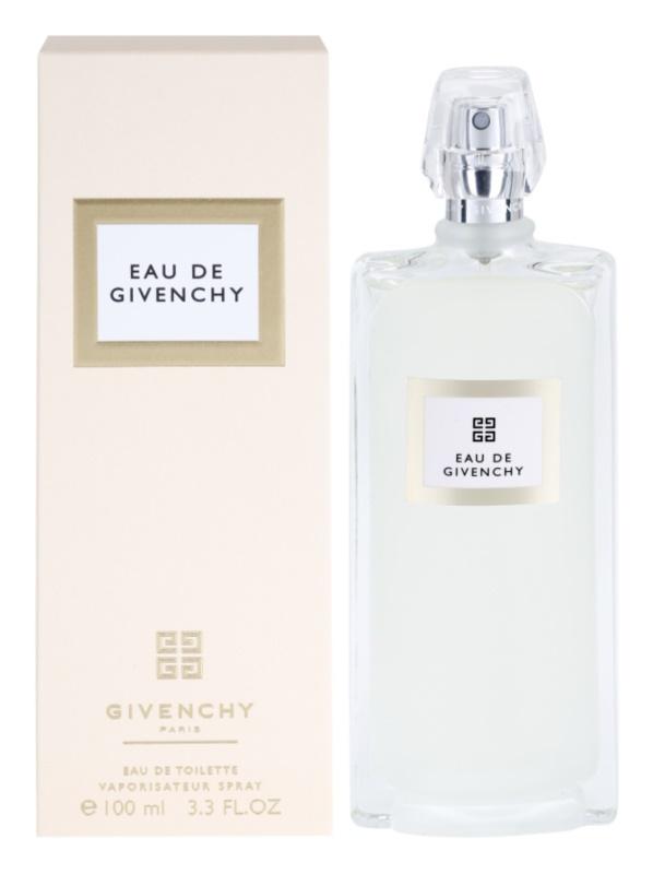 Givenchy Eau de Givenchy Eau de Toilette para mulheres 100 ml