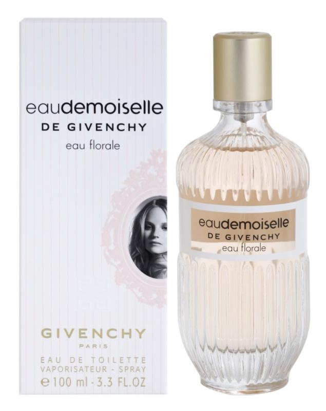 Givenchy Eaudemoiselle de Givenchy Eau Florale eau de toilette pentru femei 100 ml
