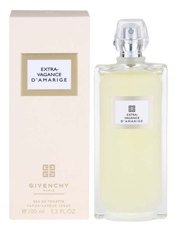 Givenchy Les Parfums Mythiques: Extravagance d'Amarige Eau de Toilette for Women 100 ml
