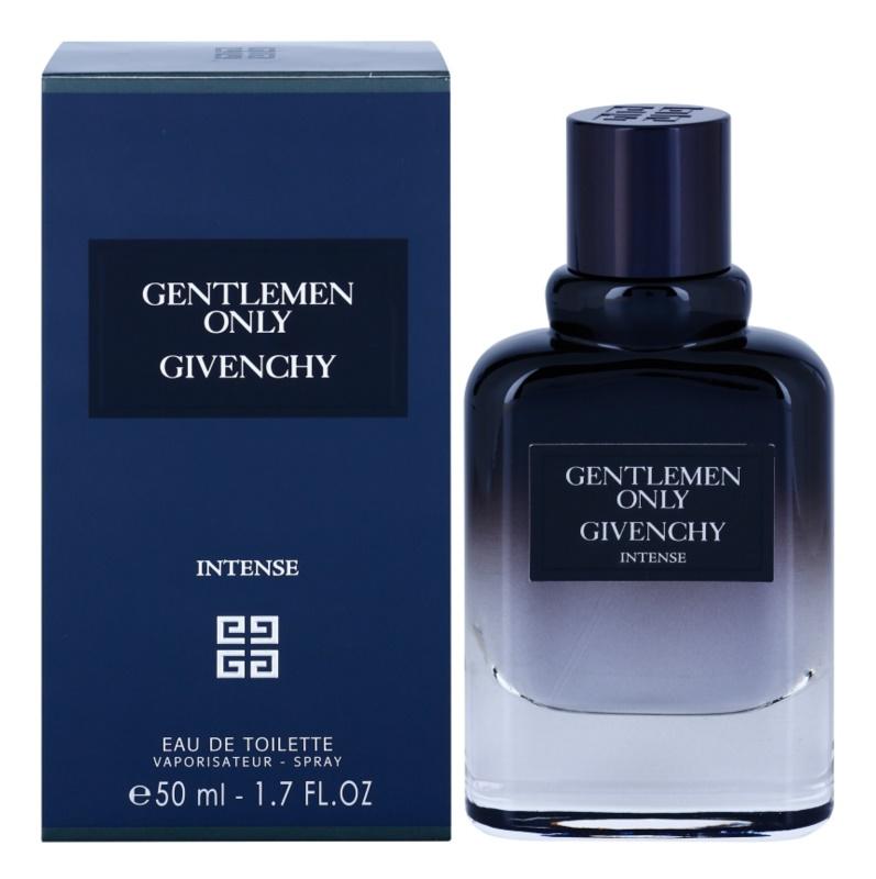 Givenchy Gentlemen Only Intense toaletná voda pre mužov 50 ml