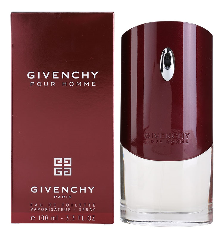 Givenchy Givenchy Pour Homme Eau de Toilette for Men 100 ml