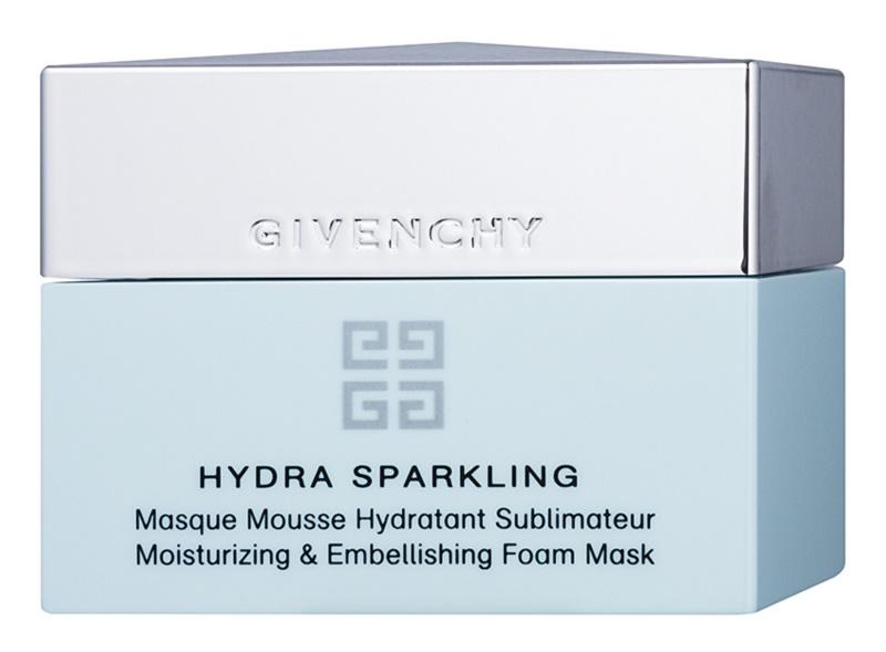 Givenchy Hydra Sparkling hydratační pleťová maska s chladivým účinkem