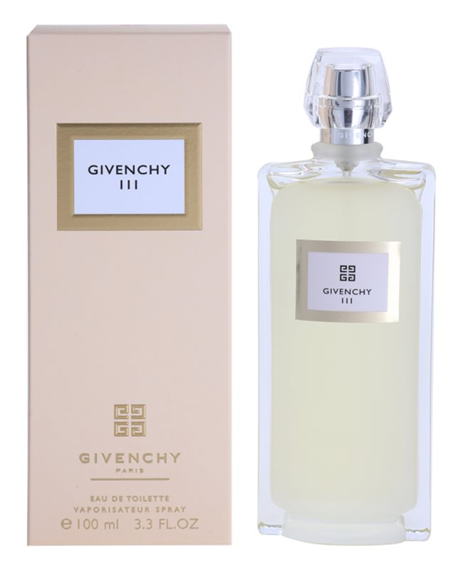 Givenchy Givenchy III Eau de Toilette for Women 100 ml