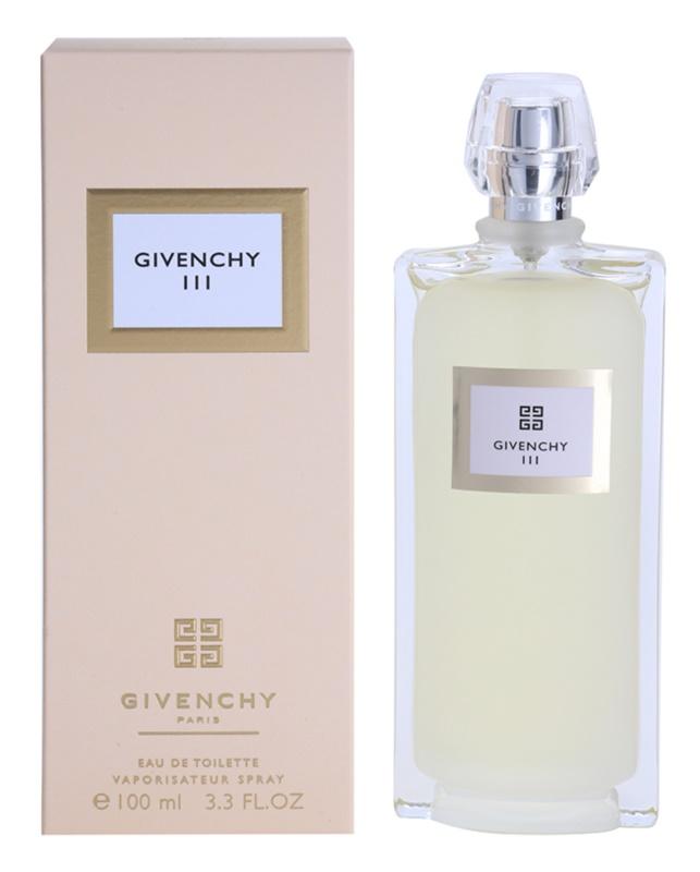 Givenchy Givenchy III eau de toilette pentru femei 100 ml