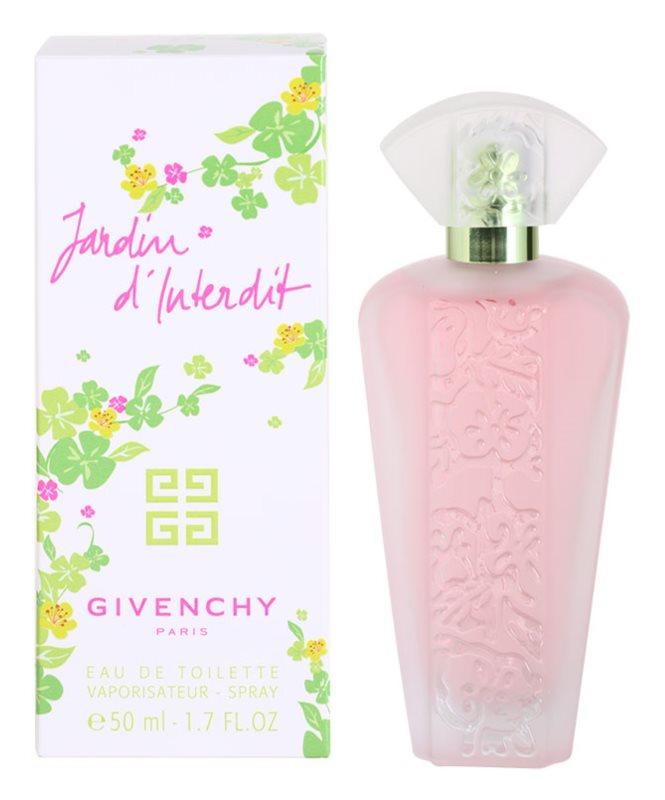 Givenchy Jardin d'Interdit Eau de Toilette voor Vrouwen  50 ml