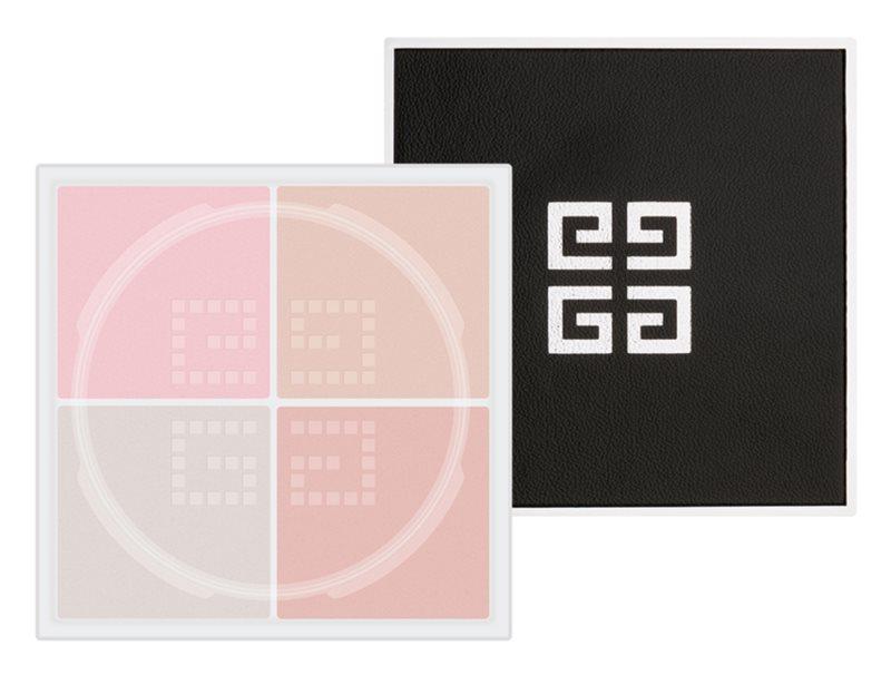 Givenchy Prisme Libre матуюча пудра з освітлювачем 4 в 1