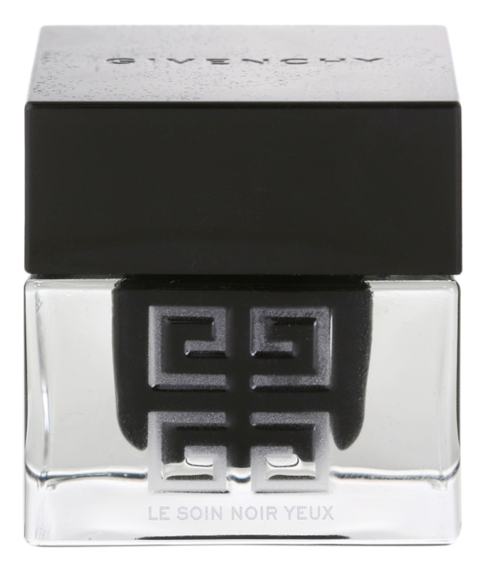 Givenchy Le Soin Noir schwarze Augencreme gegen Falten, Schwellungen und Augenringe