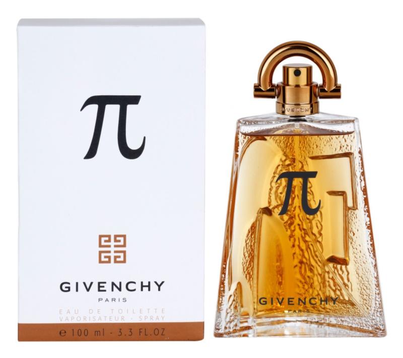 Givenchy Pí Eau de Toilette para homens 100 ml