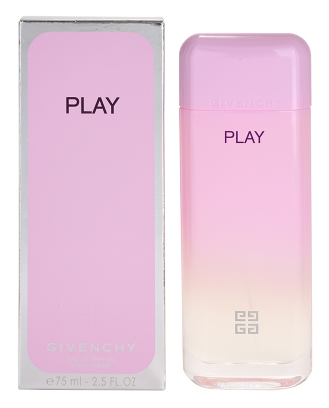 Givenchy Play for Her Eau de Parfum für Damen 75 ml