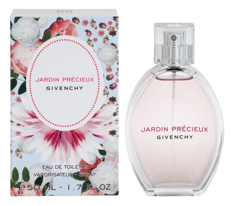 Givenchy Jardin Précieux toaletní voda pro ženy 50 ml