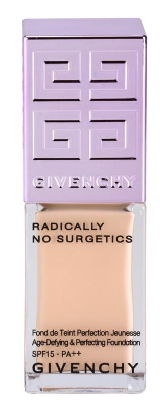 Givenchy Radically No Surgetics machiaj pentru reintinerire SPF15